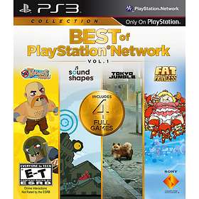 Best of PlayStation Network: Volume 1 (PS3)