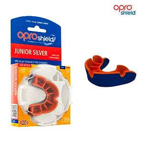 Opro Silver Junior Mouth Guard