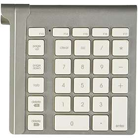 Best pris på Apple Keyboard with Numeric Keypad (NO