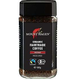 Mount Hagen Organic Coffee Freeze Dried 0.1kg