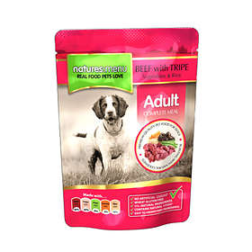Natures Menu Dog Pouches Adult Beef & Tripe 0.3kg