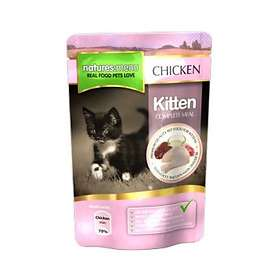 Natures Menu Cat Pouches Kitten Chicken 0.1kg