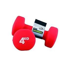 Fitness-Mad Neo Dumbbells 2x4kg