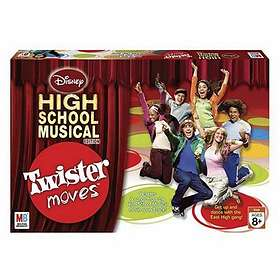 MB Games Twister: Moves - High School Musical