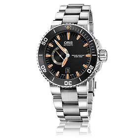 Oris Aquis Small Second Date 01.743.7673.4159.MB