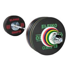 Eleiko IWF Weightlifting Training Set RC 190kg