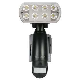 ESP Electronics Line GuardCam LED Combined Security Camera Flood Light