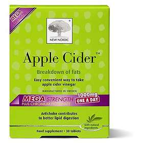 New Nordic Apple Cider Mega 30 Tablets