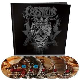 Kreator: Dying Alive - Limited Deluxe Edition