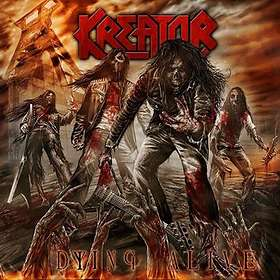 Kreator: Dying Alive - Limited Edition (US)