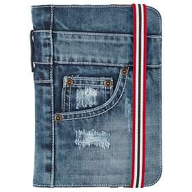 Trust Universal Jeans Folio Stand 8""