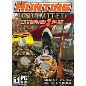 Hunting Unlimited: Excursion 3 Pack (PC)