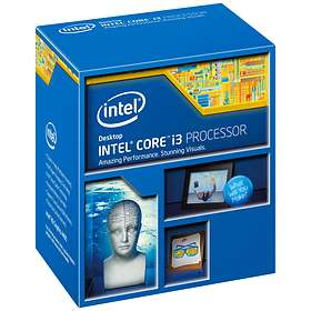 Intel Core i3 4340 3,6GHz Socket 1150 Box