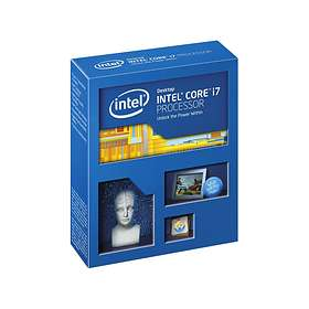 Intel Core i7 4930K 3.4GHz Socket 2011 Box without Cooler