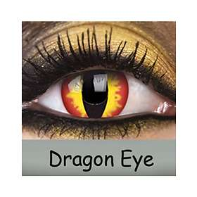 Phantasee Dragon Eye Crazylinse (2-pakning)
