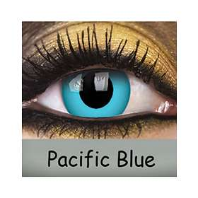 Phantasee Pacific Blue Crazylinse (2-pakning)