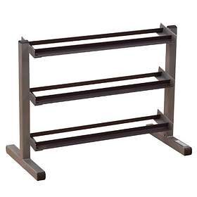 Body Solid 3 Tiers Dumbell Rack