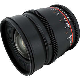 Samyang 16/2,2 ED AS UMC CS VDSLR for Sony E
