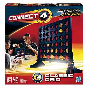 Connect 4: Classic Grid