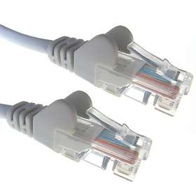 CONNEkT GEAR UTP Cat5e RJ45 - RJ45 Snagless Moulded 8m