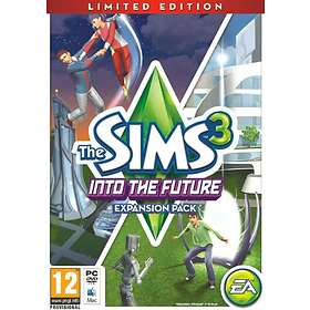 The Sims 3: Into the Future (In I Framtiden) - Limited Edition (Expansion) (PC)