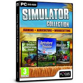 Simulator Collection: Farming, Agriculture and Woodcutting (PC)
