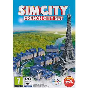 SimCity: French City Set (Expansion) (PC)