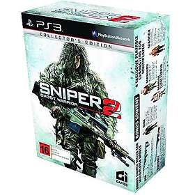 Sniper: Ghost Warrior 2 - Collector's Edition (PS3)