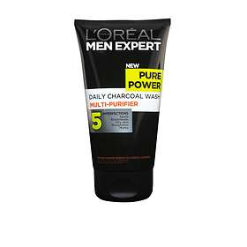 L'Oreal Men Expert Pure Power Multi-Purifier Daily Charcoal Wash 150ml