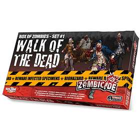 Zombicide: Box of Zombies Set #1 - Walk of the Dead (exp.)