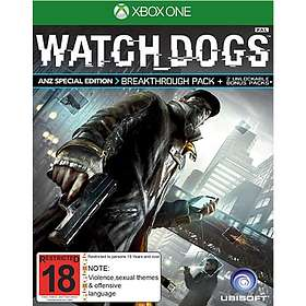 Watch Dogs - ANZ Special Edition