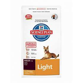Hills Canine Science Plan Adult Light 3kg
