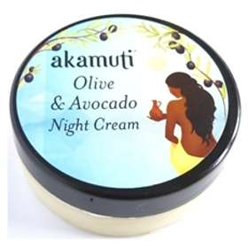 Akamuti Olive & Avocado Night Cream 50ml