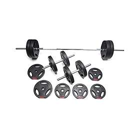 Bodypower Tri-Grip Vinyl Weight Set 42kg