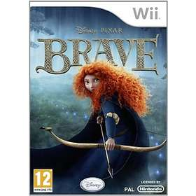 Brave: The Video Game (USA) (Wii)