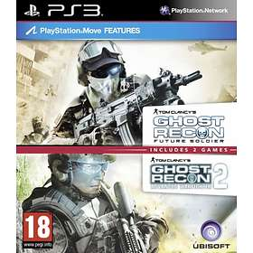 Tom Clancy's Ghost Recon: Future Soldier + Advanced Warfighter 2 (PS3)