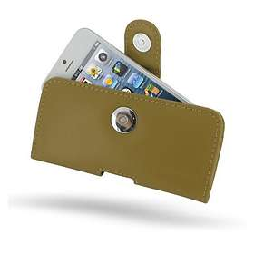 PDair Leather Case Horizontal Pouch for iPhone 5/5s/SE