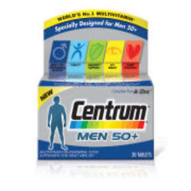 Centrum Men 50+ 30 Tabletit