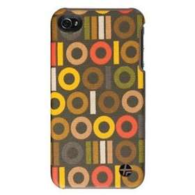 Trexta Orla Kiely Snap On Cover for iPhone 4/4S