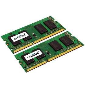 Crucial SO-DIMM DDR3 1600MHz Apple 2x4GB (CT2C4G3S160BMCEU)