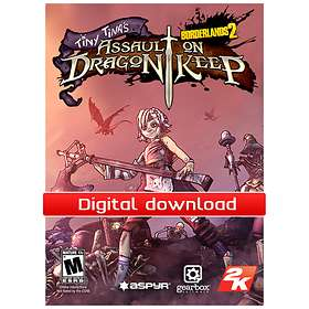 Borderlands 2: Tiny Tina's Assault on Dragon Keep (Mac)