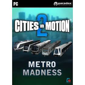 Cities in Motion 2: Metro Madness (PC)