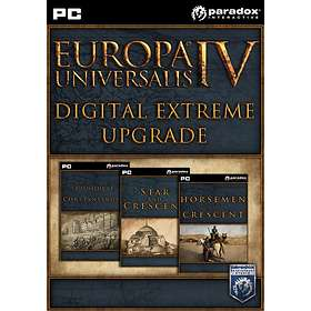 Europa Universalis IV: Extreme Digital Upgrade Pack (Expansion) (PC)