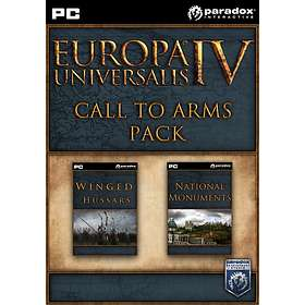 Europa Universalis IV: Call-to-Arms Pack (PC)