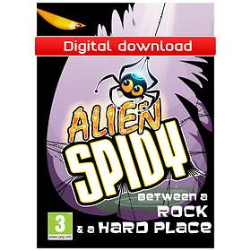 Alien Spidy: Between a Rock and a Hard Place (PC)