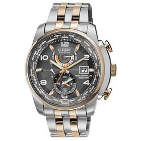 Citizen Eco-Drive World Time A.T AT9016-56H
