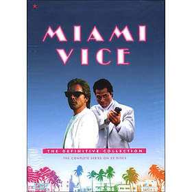 Miami Vice - The Definitive Collection