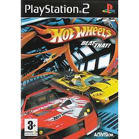 Hot Wheels: Beat That! (PS2)