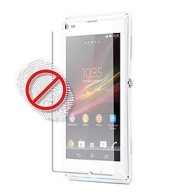 Puro Screen Protector Anti-Fingerprints for Sony Xperia L