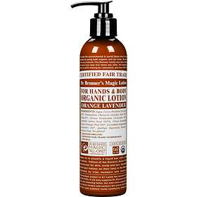 Dr. Bronner's Organic Hand & Body Lotion 237ml